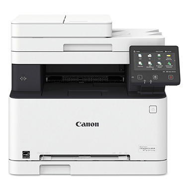 Canon® Color imageCLASS MF634Cdw Multifunction Color Laser Printer