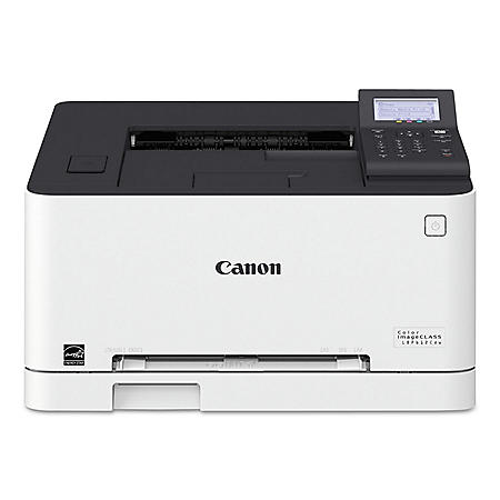 Canon® Color imageCLASS LBP612Cdw Duplex, Wireless, Laser Printer