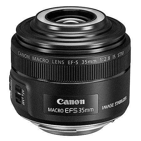 Canon EF-S 35mm f/2.8 Macro Lens