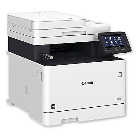 Canon Color imageCLASS MF743Cdw Wireless Multifunction Laser Printer
