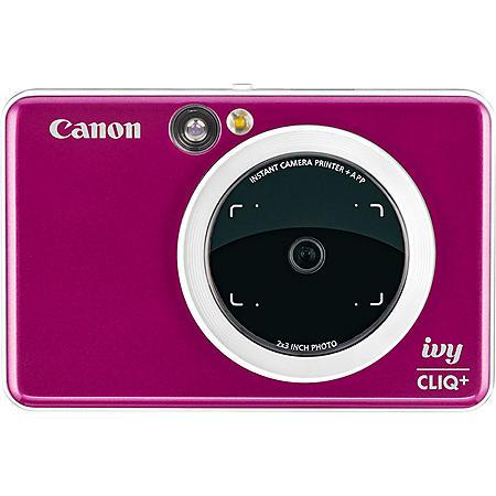 Canon IVY CLIQ+ Instant Camera Printer (Various Colors)