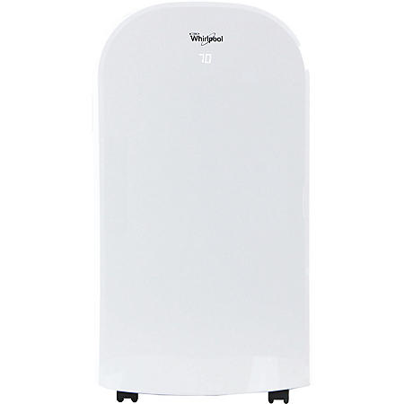 Whirlpool 14,000 BTU Portable Air Conditioner with Remote Control