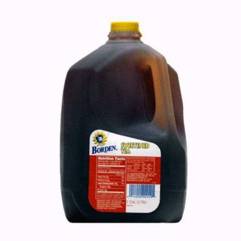 Borden Sweetened Iced Tea - 1 gallon