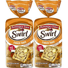Pepperidge Farm French Toast Swirl Bread (2 pk., 28 oz.)