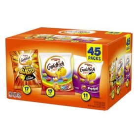 Pepperidge Farm Goldfish Variety Pack (45 ct.)