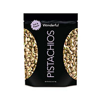 Wonderful Pistachios Roasted and Salted 48 oz Deals