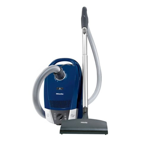 Miele Compact C2 Topaz Canister Vacuum Cleaner