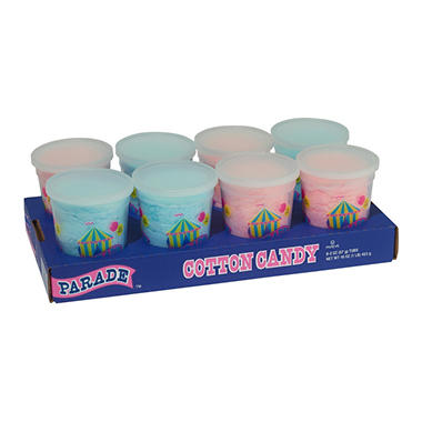 Parade Cotton Candy (2 oz., 8 ct.)