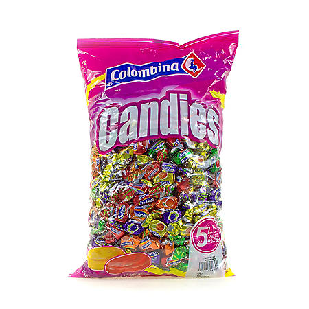 Colombina Candies (80 oz.)