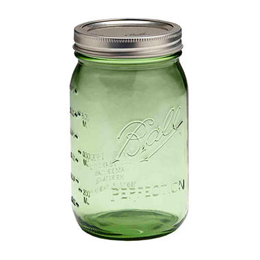 Ball Heritage Collection Quart Mason Jars Orted Colors And Sizes