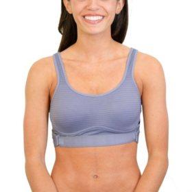 Layer 8 Ladies Adjustable Mesh Sports Bra