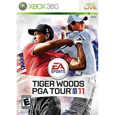 Tiger Woods PGA Tour 11 - Xbox 360