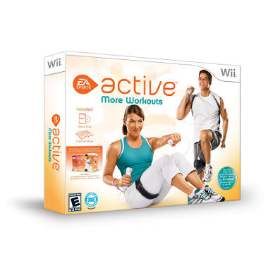 EA Active More Workouts - Wii