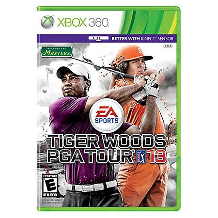Tiger Woods PGA Tour 13 - Xbox 360 Kinect