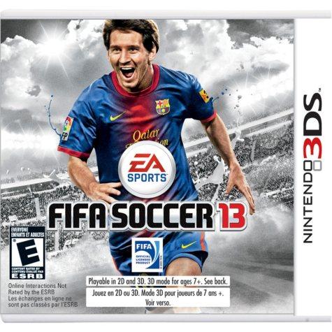 FIFA Soccer 13 - 3DS