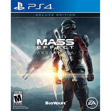 Mass Effect Andromeda Deluxe (PS4)