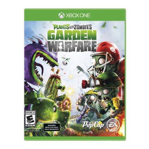Plants vs. Zombies: Garden Warfare - Xbox One