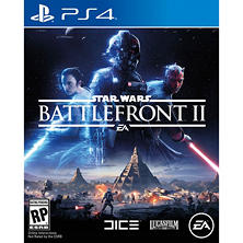 Star Wars Battlefront 2: The Last Jedi Heroes (PS4)