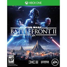 Star Wars Battlefront 2: The Last Jedi Heroes (Xbox One)