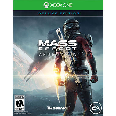Mass Effect Andromeda Deluxe (Xbox One)