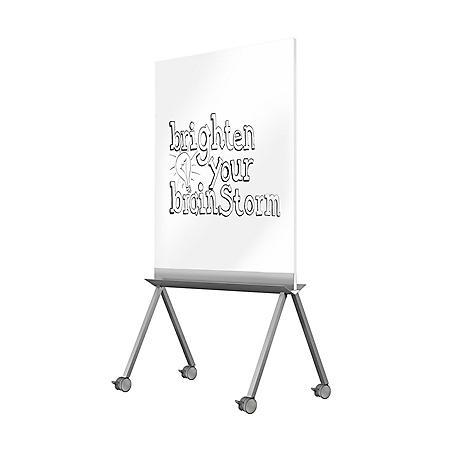 "Ghent Roam Rolling Whiteboard, 45"" H x 36"" W"