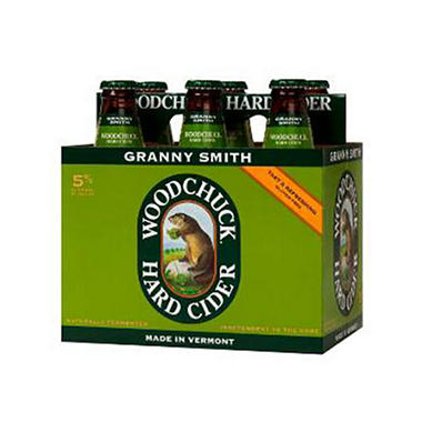 Woodchuck Granny Smith Hard Cider (12 fl. oz. bottle, 6 pk.)