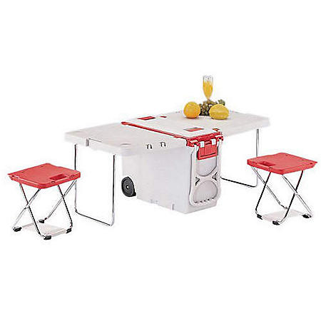 Rolling Table Cooler Sam S Club