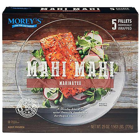 Wild Caught Marinated Mahi Mahi (1.56 lbs.)