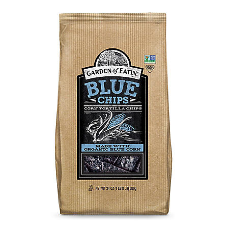 Garden of Eatin' Blue Corn Chips (24 oz.)