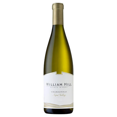 +WILLIAM HILL ESTATE NAPA CHARD 750ML