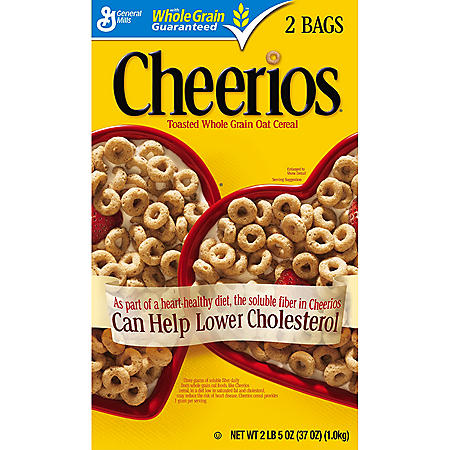 Cheerios® Twin Pack