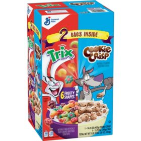 Kid Cereal Variety Pack (28 oz.)