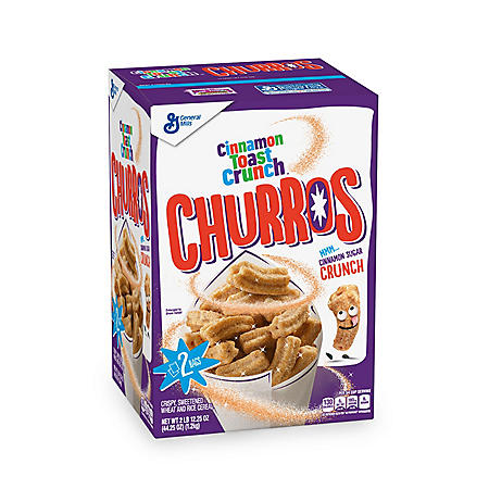 Cinnamon Toast Crunch Churros Cereal (44.25 oz.)
