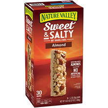 Nature Valley Almond Sweet and Salty Nut Granola Bars (1.2 oz., 30 pk.)