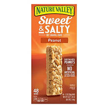 Nature Valley Sweet & Salty Peanut Bar (1.2 oz. bar, 48 ct.)