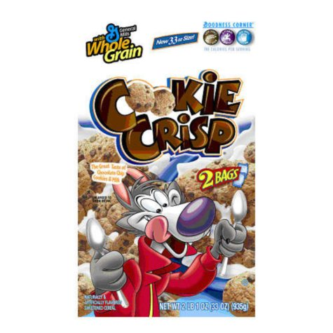General Mills Cookie Crisp® Cereal - 33oz