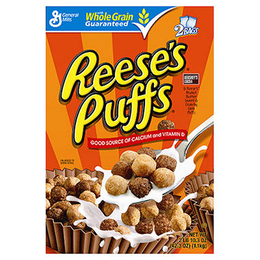 Reese's Puffs® Twin Pack - 42.3 oz.