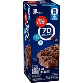 Fiber One Brownies Chocolate Fudge (40 ct.)