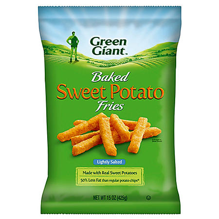 Green Giant Sweet Potato Fries - 24 oz.