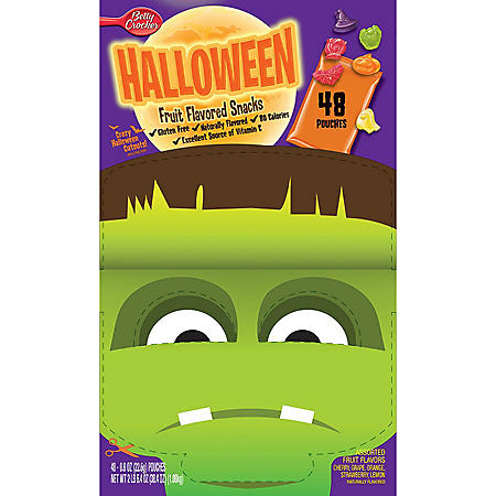 BETTY CROCKER HALLOW FRUITY GUMMIES 48CT