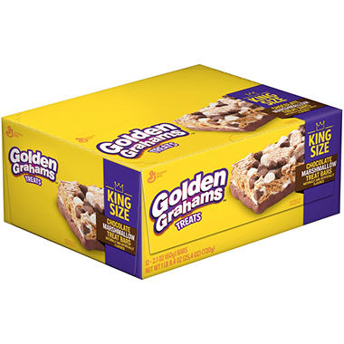 Golden Grahams Chocolate Marshmallow Treat (2.1 oz., 12 ct.)
