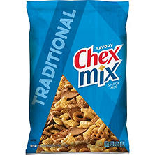 Chex Mix Traditional Savory Snack Mix (40 oz.)