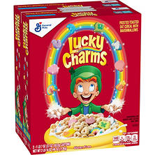 Lucky Charms Cereal (23 oz., 2 pk.)
