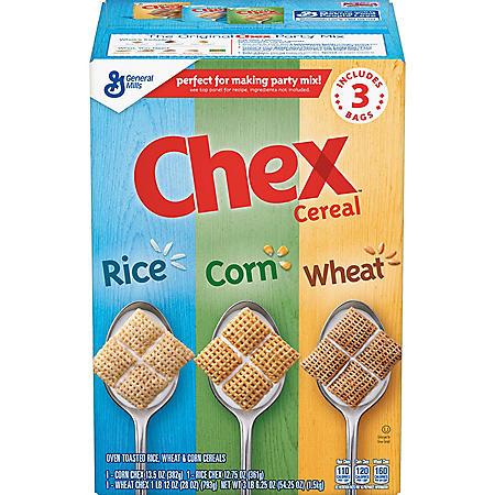 Triple Chex Rice, Wheat and Corn (3 pk.)