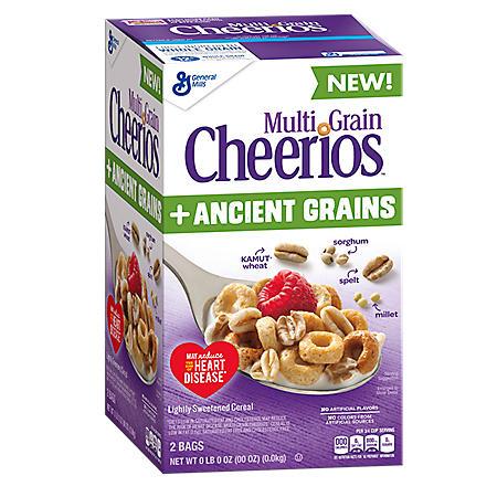 Multi Grain Cheerios with Ancient Grains (27.5 oz.)
