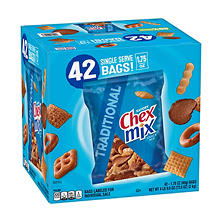 Chex Mix Traditional Snack Mix (42 ct.)