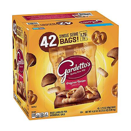 Gardetto's Original Recipe Snack Mix (1.75 oz., 42 ct.)
