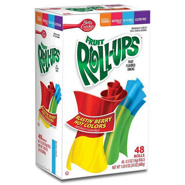 Fruit Roll-Ups (48 ct.)