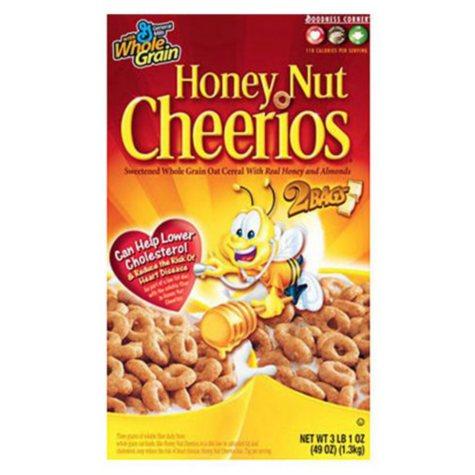 Honey Nut Cheerios® Twin Pack