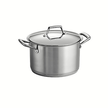 Tramontina Gourmet - Prima 8-Quart Covered Stock Pot